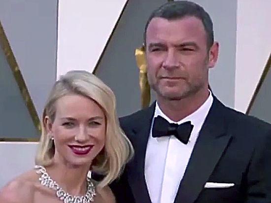 Очередной развод в Голливуде: расстаются Наоми Уоттс и Лив Шрайбер
