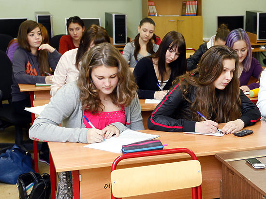 ученики фото на мероприятии