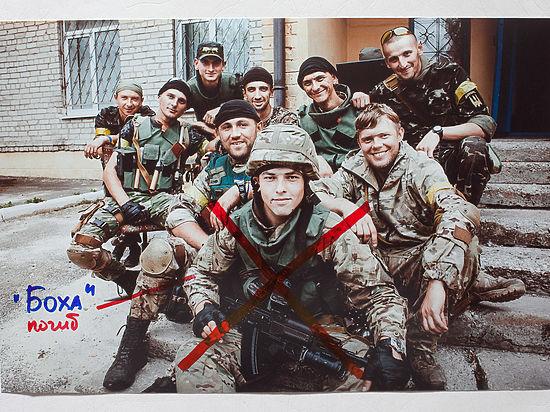 Нападение на фотовыставку о солдатах ВСУ в Москве попало на видео