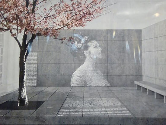 Галину Вишневскую поставят в фонтан: представлены проекты памятника певице