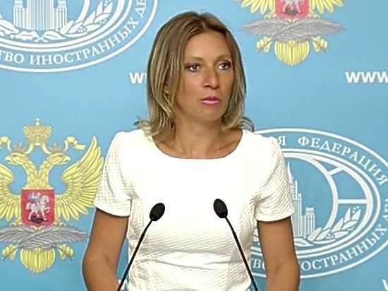 Захарова после угроз Госдепа попросила США предупреждать о возможных терактах