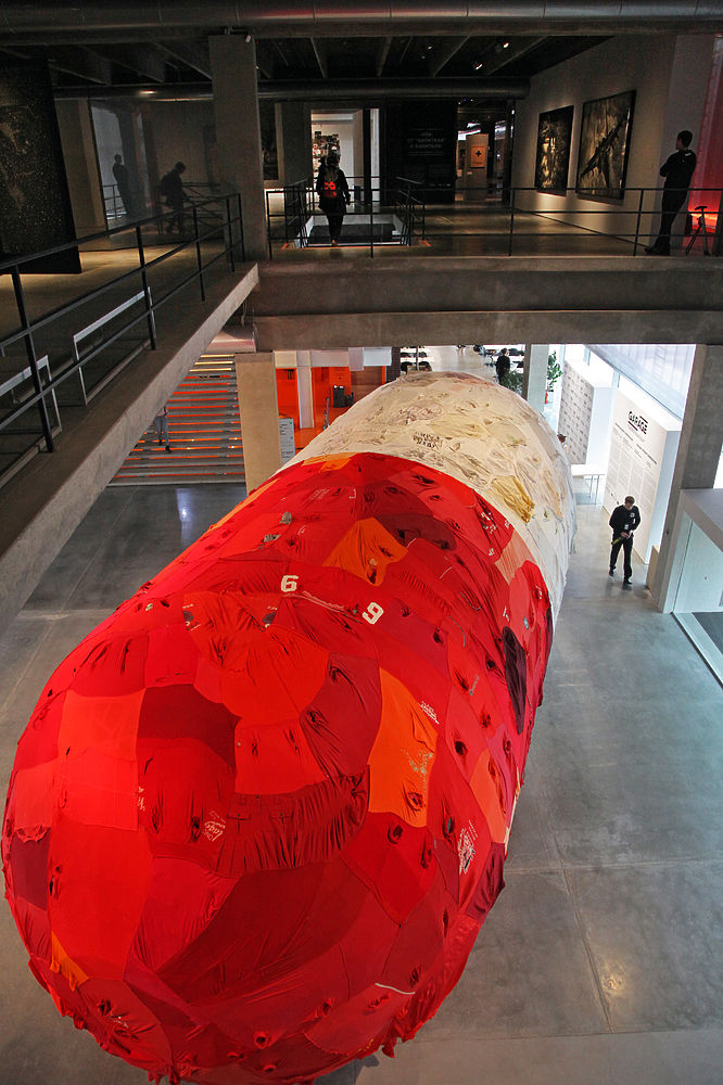 В Москве запустили выставки с современным и классическим искусством