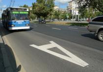 Московским водителям могут запретить пользоваться выделенками в выходные