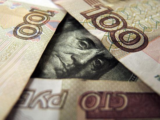 Розовые облака Минфина: мы увидим и 125 рублей за доллар