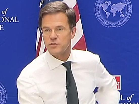 Премьер Нидерландов рискует лишиться кресла из-за молчания о «Боинге» МН17