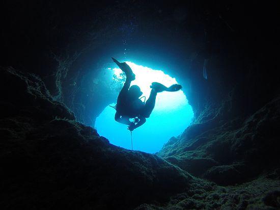 В Чехии обнаружена глубочайшая подводная пещера в мире