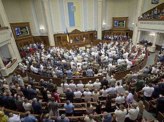 Соответствующий закон примет если не нынешний, то следующий состав парламента