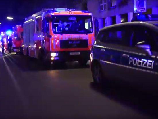 В Германии произошло жесткое побоище немцев с мигрантами