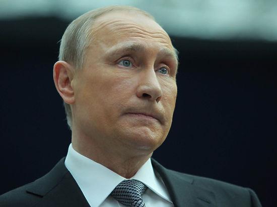 Путин потребовал отмены санкций США для возобновления сотрудничества по плутонию