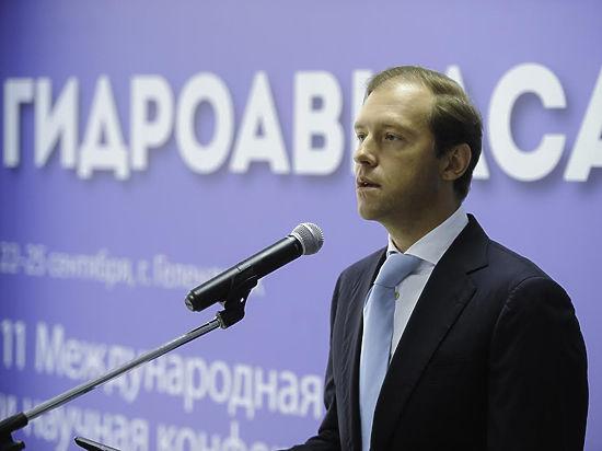 Мантуров: «В гражданском авиастроении мы сталкиваемся с серьезными вызовами»