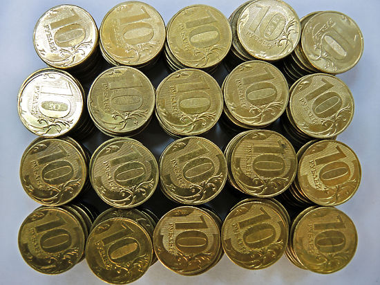 Курс рубля занижен