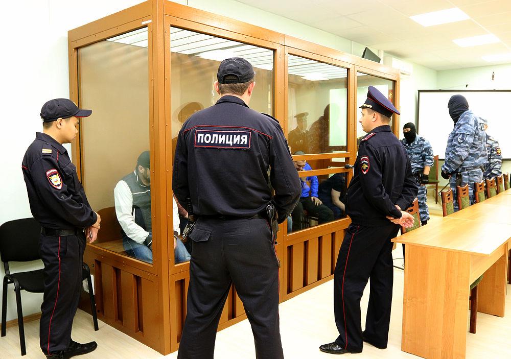 Обвиняемые в убийстве Немцова в суде отказались признать вину