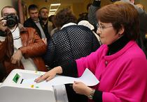 Оксана Дмитриева потребовала пересчета голосов на выборах в Петербурге