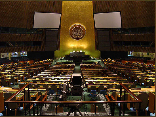 Эксперты заявили, что без права вето в Совбезе ООН развалится