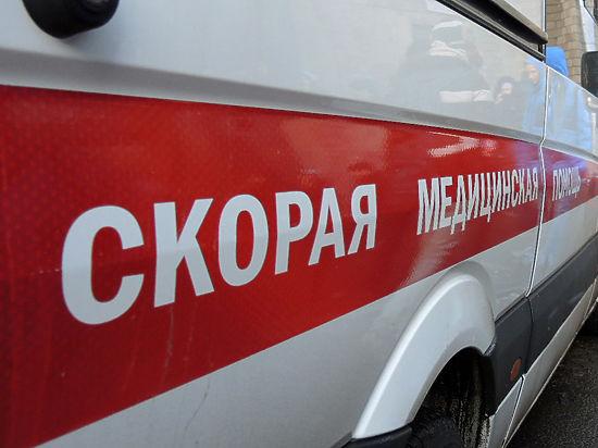 Москвич подорвался на самодельной гранате