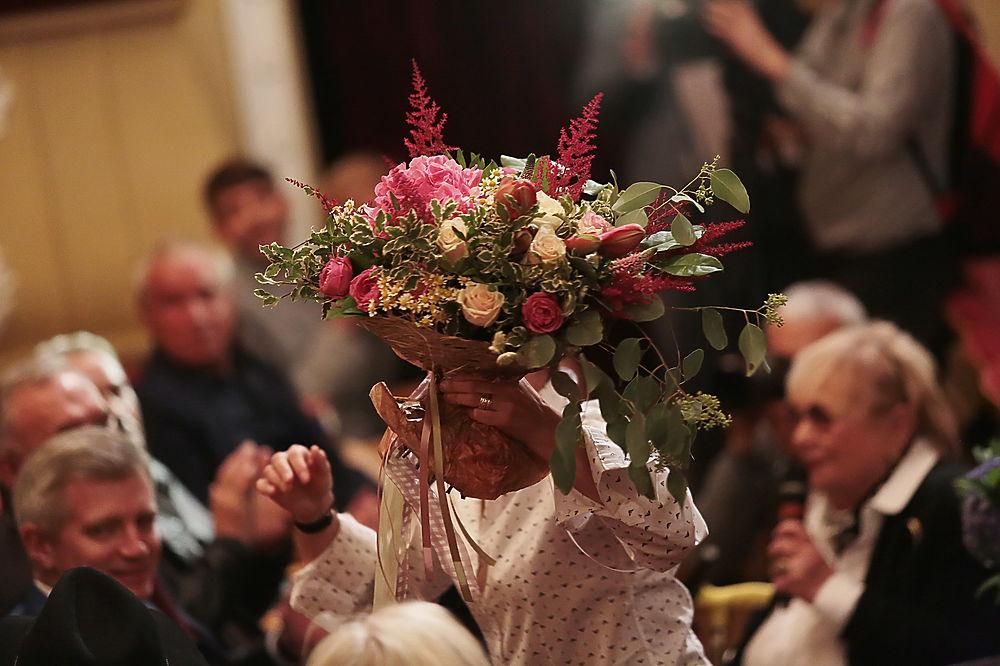 """В """"Современнике"""" состоялось открытие 61-го театрального сезона"""