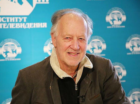 Кинорежиссер Вернер Херцог: «Я переехал в США, потому что люблю свою русскую жену»