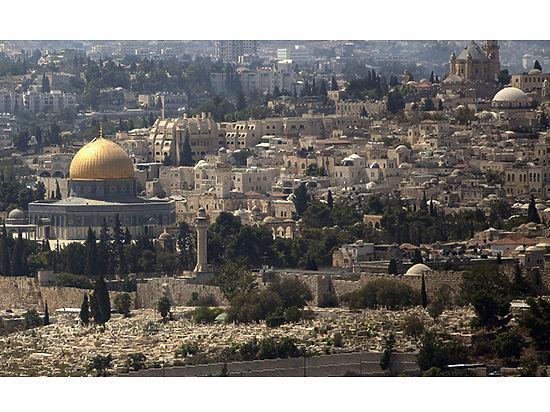 Средневековый Иерусалим в Музее Метрополитен