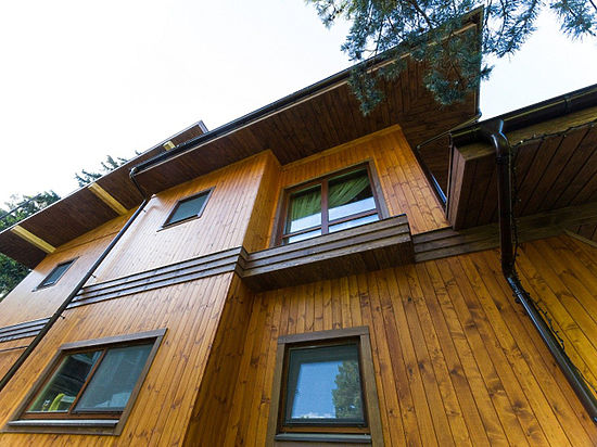 Строительство деревянных домом по технологии Naturi