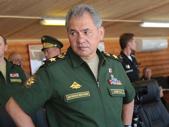 Шойгу подвел итоги операции ВКС в Сирии: испытали новые ракеты