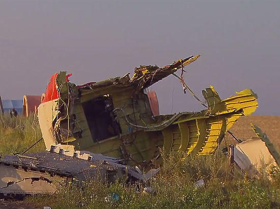 Ранее международная следственная группа заявила, что «Бук», из которого якобы уничтожили самолет, был привезен из России