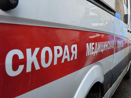 В Москве прошли учения врачей экстренной медицины