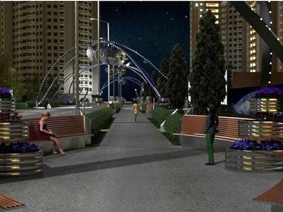 Необычно оформить пешеходную зону предложили жители города
