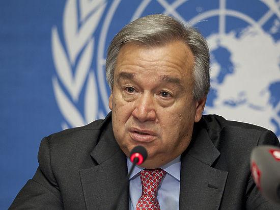 Все постоянные члены Совета Безопасности поддержали кандидатуру португальца