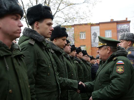 Военком столицы рассказал, каким будет осенний призыв-2016