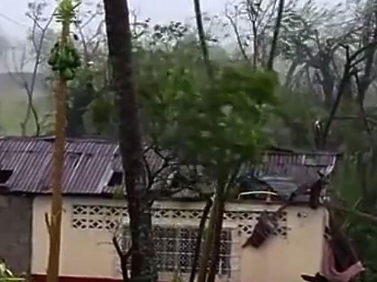 Смертоносный ураган «Мэттью» навис над США