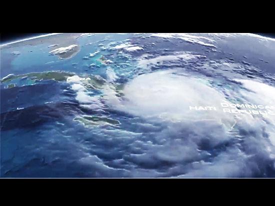 Оставивший тысячи жертв на Гаити ураган двинулся на Флориду