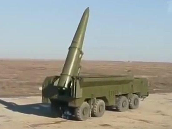 Разведка США сообщила о переброске Россией ракетных комплексов