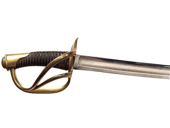 Оружие мужчина привез с Кубани — в роду у него есть казаки