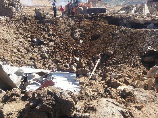 На юго-востоке Турции — новый взрыв