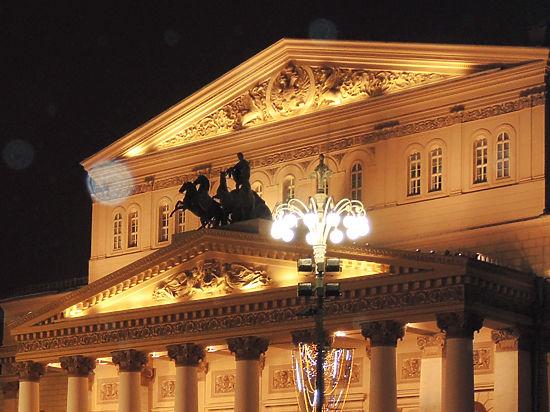 В Москве кубинец сорвался с крыши, пытаясь осмотреть Большой театр