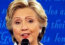 Муха, атаковавшая кандидата в президенты США от Демократической партии  Хиллари Клинтон в ходе её теледебатов с республиканцем Дональдом Трампом, стала звездой соцсетей