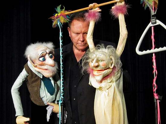 Невилл Трантер: «Самое главное в кукольном театре — паузы»