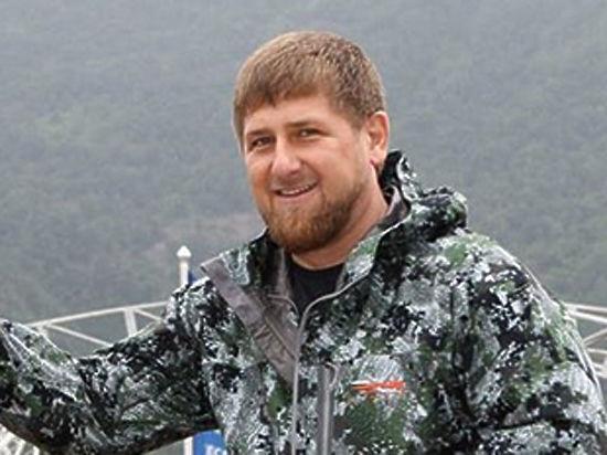Это двенадцатый ребенок в семье главы Чечни