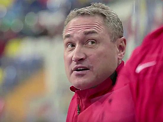 Титова уволили с поста главного тренера хоккейного «Спартака»