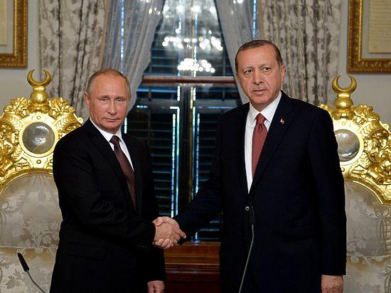 Москва и Анкара подписали соглашение по «Турецкому потоку»