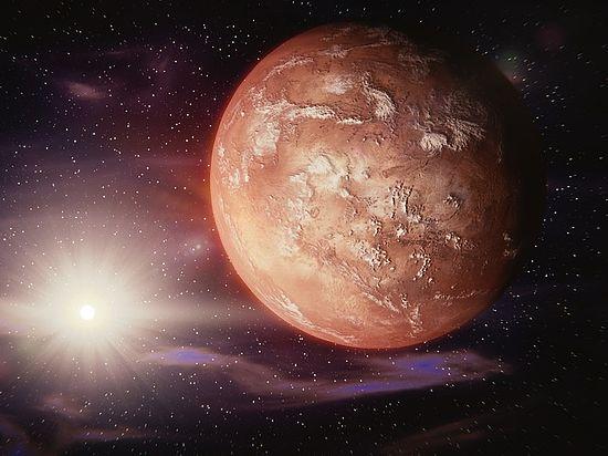 Пылевые бури на Марсе не помешают посадке модуля «Скиапарелли»