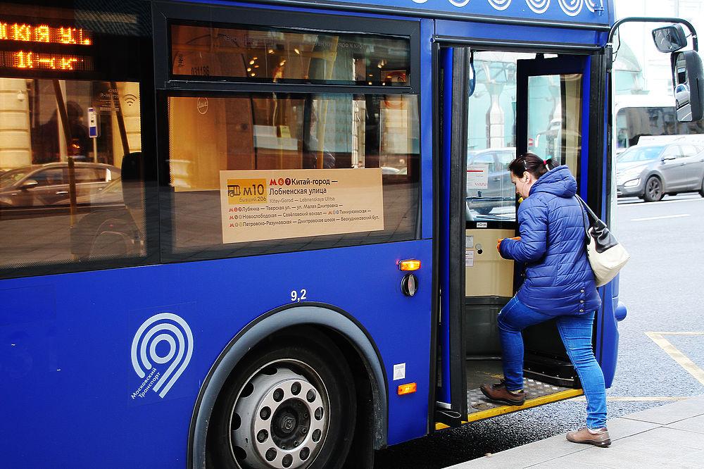 """Новая транспортная сеть """"Магистраль"""" начала работу в центре столицы"""