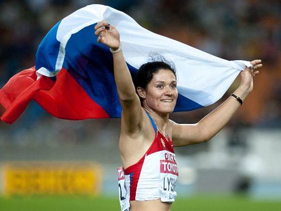 Оба допинг-теста легкоатлетки оказались положительными
