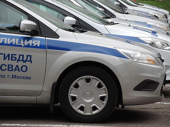 Работники вневедомственной охраны попали в аварию потому что спешили на вызов