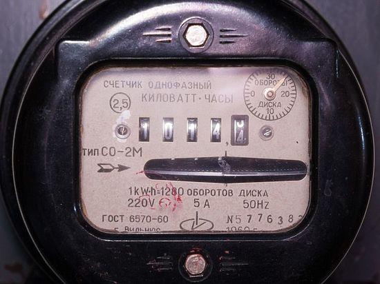 На Кубани вводятся социальные нормы потребления электроэнергии