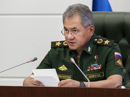 Руководству военного ведомства представили членов профильных комитетов Госдумы и Совфеда
