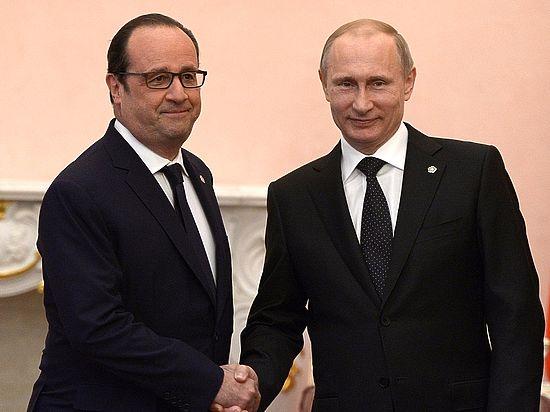 Осада Путина: отмена визита в Париж переросла в «публичную порку»