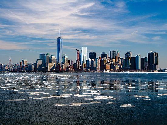 Нью-Йорку пророчат катастрофические наводнения и суперштормы