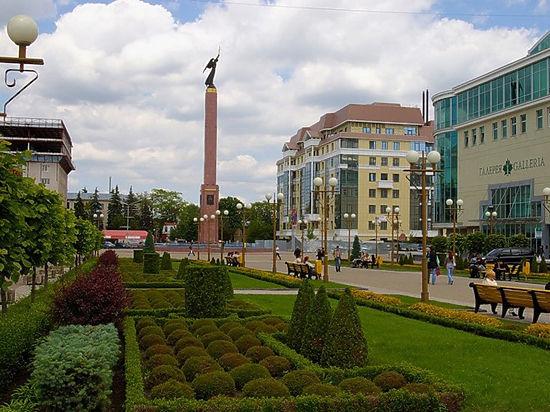 Cамый благоустроенный город — Cтаврополь