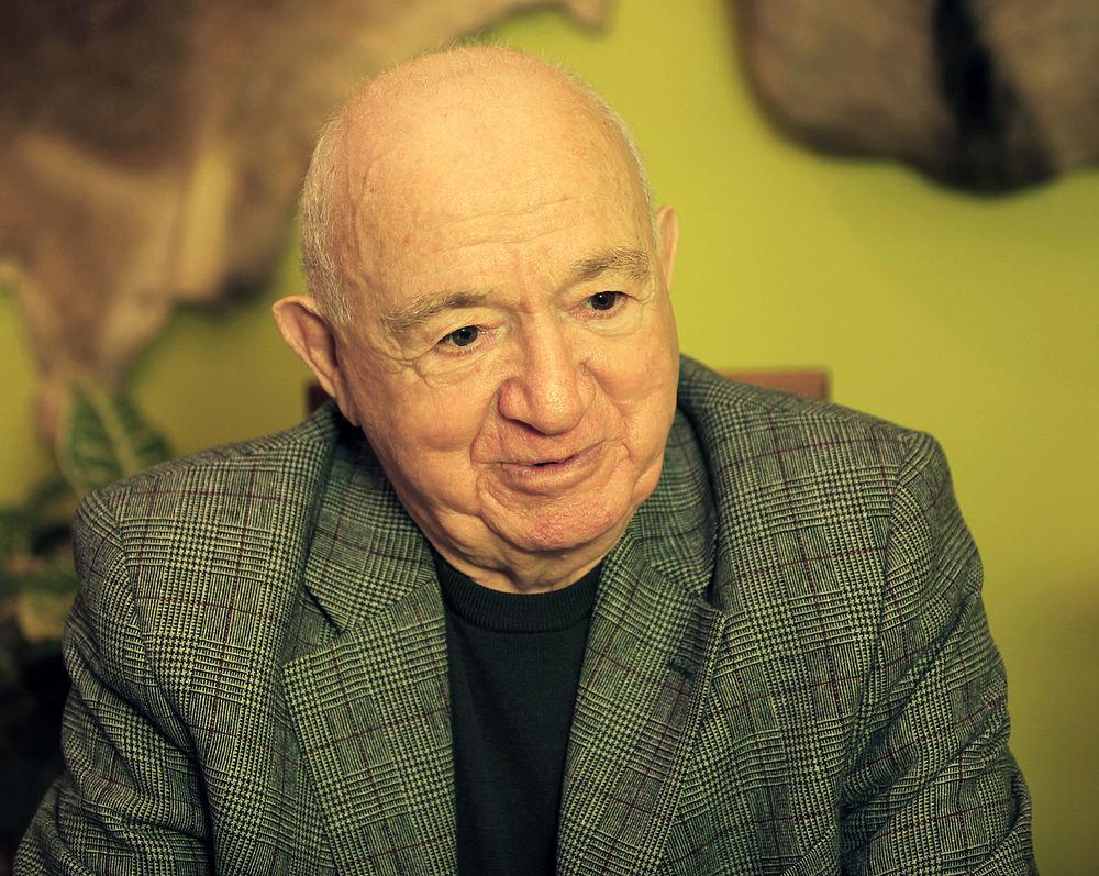 Легендарному советскому футболисту Никите Симоняну исполняется 90 лет